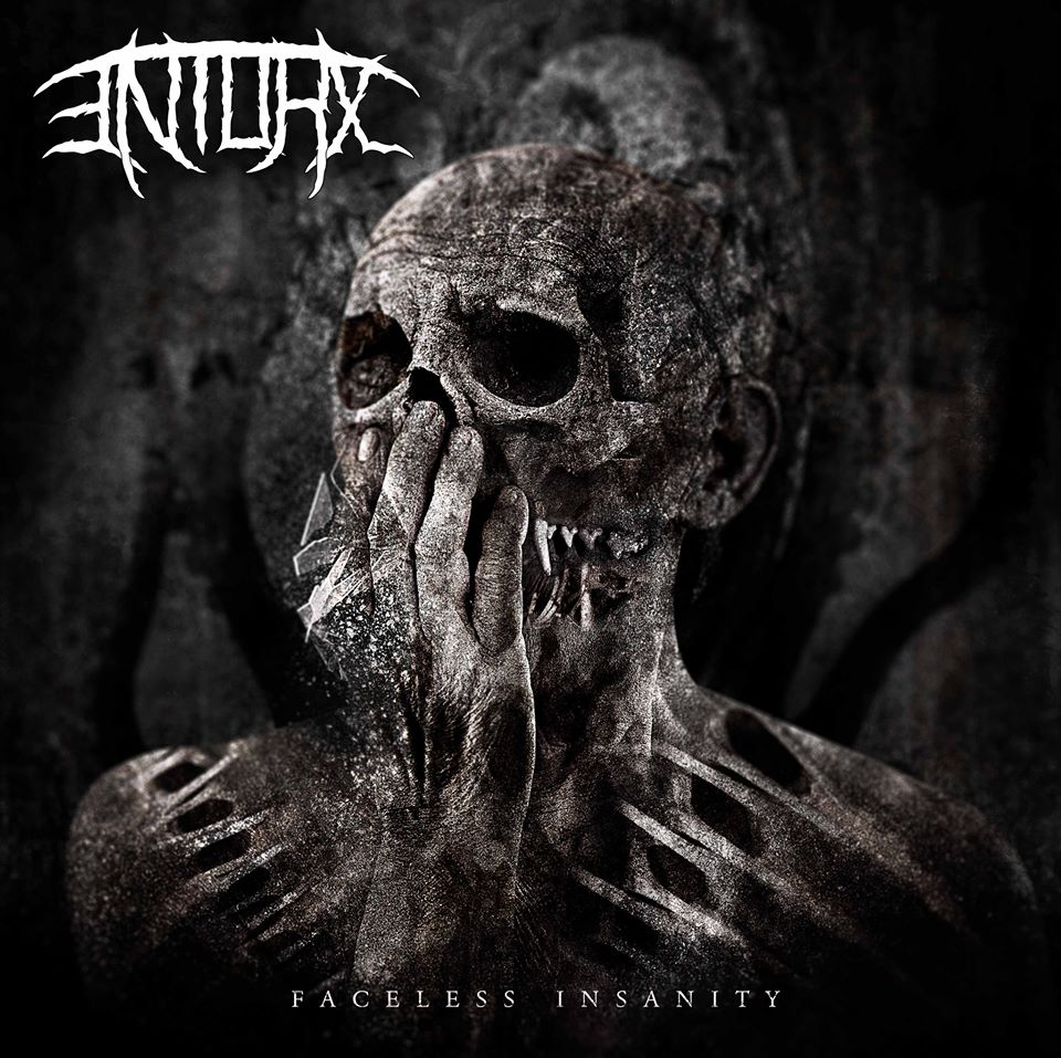 ENTORX - Faceless Insanity Prorgessive Death / Thrash Metal from Germany